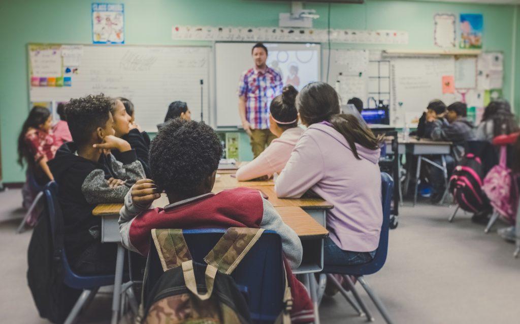 high school classroom education programs